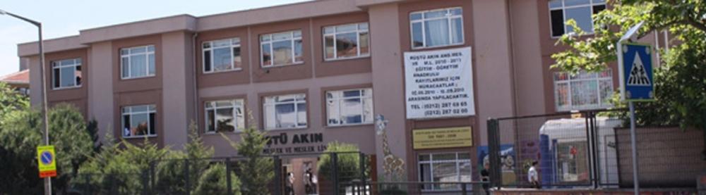Rüştü Akın Mesleki ve Teknik Anadolu Lisesi